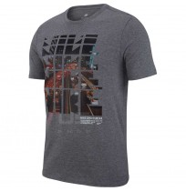 МЪЖКА ТЕНИСКА NIKE NSW TEE TABLE HBR 29 HEATHER