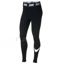 ДАМСКИ КЛИН NIKE NSW LGGNG CLUB HW BLACK