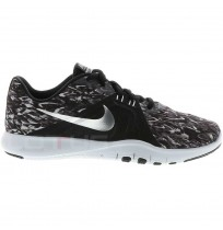 ДАМСКИ МАРАТОНКИ NIKE FLEX TRAINER 8 PRINT DIFF BLACK