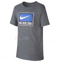 ДЕТСКА ТЕНИСКА NIKE NSW TEE AIR CRBN HEATHER