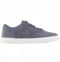 ДЕТСКИ ОБУВКИ NIKE SB CHECK SUEDE (GS) GREY