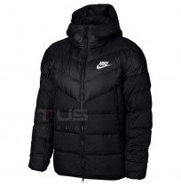 МЪЖКО ЯКЕ NIKE NSW DWN FILL WR JKT HD BLACK