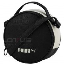 ДАМСКА ЧАНТИЧКА PUMA PRIME CLASSICS ROUND CASE BAG BLACK