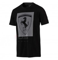 МЪЖКА ТЕНИСКА PUMA FERRARI BIG SHIELD TEE BLACK