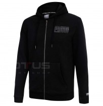 МЪЖКО ГОРНИЩЕ PUMA ATHLETICS FZ HOODY FL BLACK