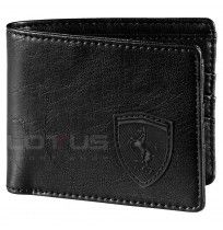 МЪЖКО ПОРТМОНЕ PUMA FERRARI LIFESTYLE WALLET BLACK