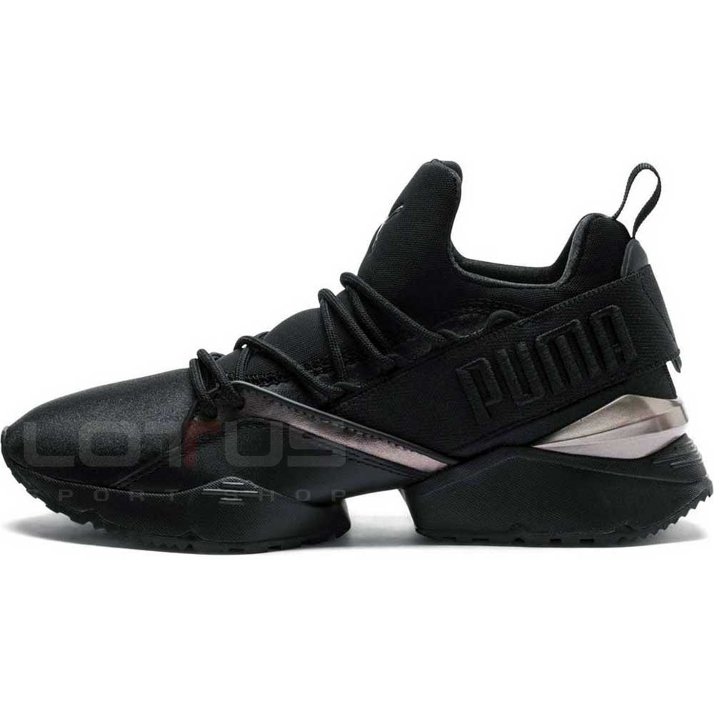 PUMA MUSE MAIA LUXE WNS FTW BLACK