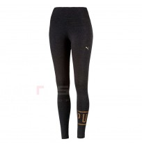 ДАМСКИ КЛИН PUMA ATHLETIC LOGO LEGGINGS GRAY