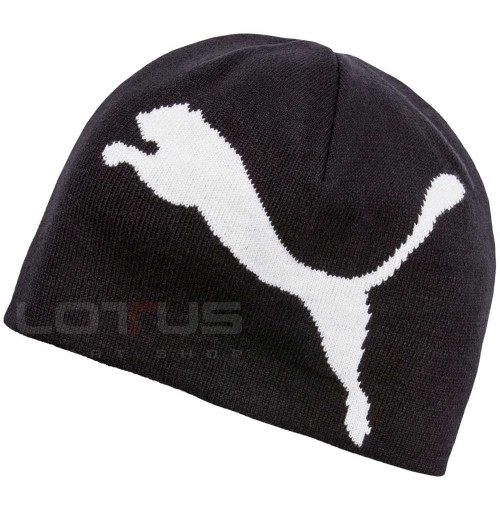 ШАПКА PUMA ESS BIG CAT/N1 LOGO BEANIE JR BLACK
