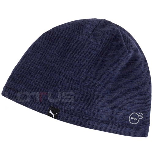 ШАПКА PUMA ACTIVE FLEECE BEANIE BLUE