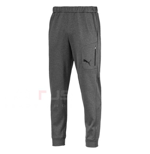 МЪЖКО ДОЛНИЩЕ PUMA EVOSTRIPE WARM PANTS GREY