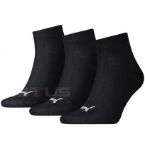 ЧОРАПИ PUMA UNISEX QUARTER PLA SOCK BLACK