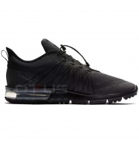 МЪЖКИ МАРАТОНКИ NIKE AIR MAX SEQUENT 4 UTILITY BLACK/ANTHRACITE
