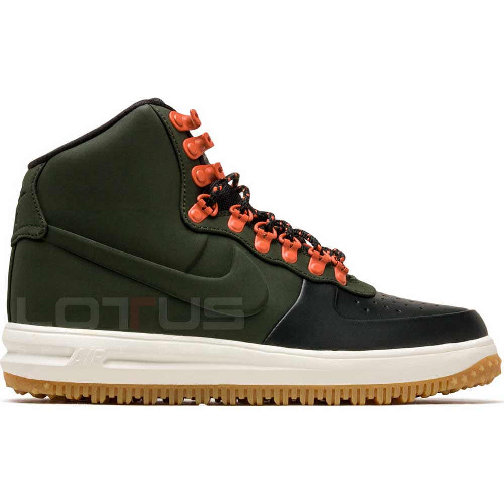 be34b813eaa Sale МЪЖКИ ОБУВКИ NIKE LUNAR FORCE 1 DUCKBOOT 18 BLACK OLIVE