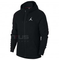 МЪЖКО ГОРНИЩЕ NIKE JORDAN 23 TECH THERMA FZ HOODIE BLACK