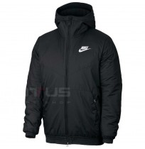 МЪЖКО ЯКЕ NIKE NSW SYN FILL JKT HD BLACK