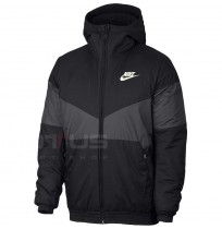МЪЖКО ЯКЕ NIKE NSW SYN FILL JKT HD BLACK/GREY
