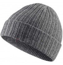 ЗИМНА ШАПКА NIKE JORDAN WATCH BEANIE GREY
