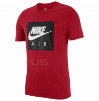 МЪЖКА ТЕНИСКА NIKE NSW TEE CLTR AIR 1 RED