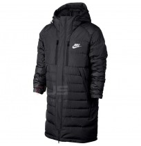 МЪЖКО ЯКЕ NIKE NSW DOWN FILL PARKA BLACK