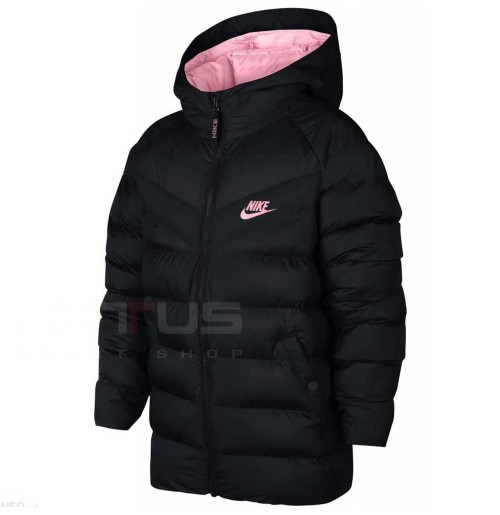 ДЕТСКО ЯКЕ NIKE NSW JACKET FILLED BLACK