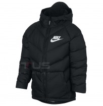 ДЕТСКО ЯКЕ NIKE NSW PARKA DOWN OW BLACK
