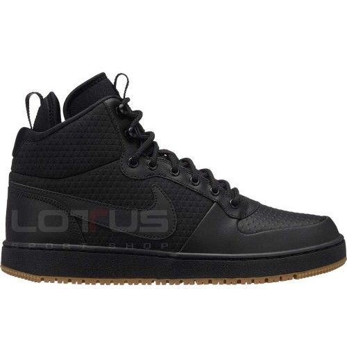 МЪЖКИ ОБУВКИ NIKE EBERNON MID WINTER BLACK