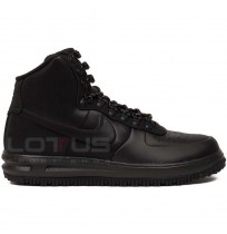 МЪЖКИ ОБУВКИ NIKE LUNAR FORCE 1 DUCKBOOT 18 BLACK