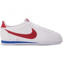 МЪЖКИ МАРАТОНКИ NIKE CLASSIC CORTEZ LEATHER WHITE