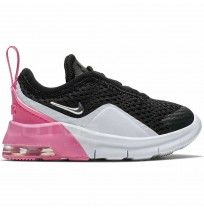 ДЕТСКИ МАРАТОНКИ NIKE AIR MAX MOTION 2 (TDE) BLACK/PINK