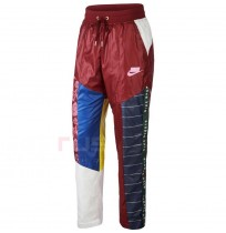 ДАМСКО ДОЛНИЩЕ NIKE NSW NSP TRK PANT WVN RED