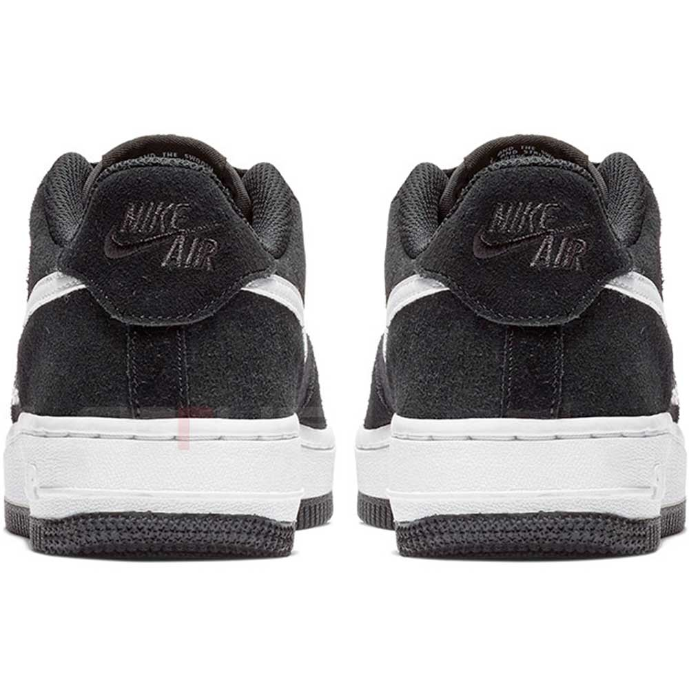 new york d50dd 1a59a ... ДЕТСКИ ОБУВКИ NIKE AIR FORCE 1 LV8 NK DAY (GS) BLACK ...