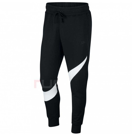МЪЖКО ДОЛНИЩЕ NIKE NSW HBR PANT FT STMT BLACK