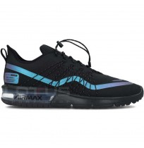 МЪЖКИ МАРАТОНКИ NIKE AIR MAX SEQUENT 4 UTILITY BLACK