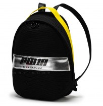 ДАМСКА РАНИЧКА PUMA PRIME STREET ARCHIVE BACKPACK BLACK/BR YELLOW