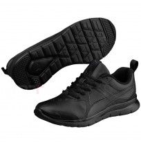 МАРАТОНКИ PUMA FLEX ESSENTIAL SL BLACK