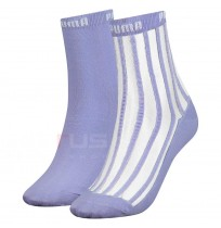 ЧОРАПИ PUMA WOMEN SHORT SOCK T 2P LAVENDER