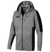 МЪЖКО ГОРНИЩЕ PUMA MAPM SWEAT JACKET GREY