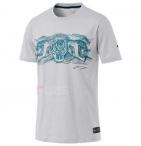 МЪЖКА ТЕНИСКА PUMA MAPM GRAPHIC TEE DRIVER 2 GREY