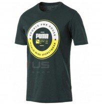 МЪЖКА ТЕНИСКА PUMA SP EXECUTION TEE GREEN