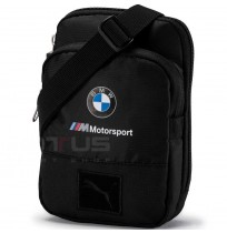 МЪЖКА ЧАНТИЧКА PUMA BMW MOTORSPORT SMALL PORTABLE BLACK
