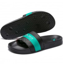МЪЖКИ ЧЕХЛИ PUMA MAPM LEADCAT BLACK/GREEN