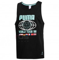 МЪЖКИ ПОТНИК PUMA x DIAMOND TANK BLACK