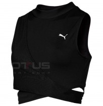 ДАМСКИ ПОТНИК PUMA CHASE CROSSOVER TOP BLACK
