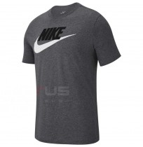 МЪЖКА ТЕНИСКА NIKE NSW TEE ICON FUTURA GREY