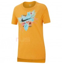 ДЕТСКА ТЕНИСКА NIKE NSW TEE DPTL FOLIAGE FUTURA ORANGE