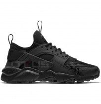 ДЕТСКИ МАРАТОНКИ NIKE AIR HUARACHE RUN ULTRA GS BLACK