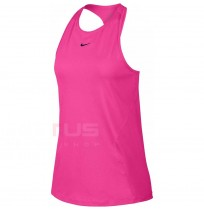 ДАМСКИ ПОТНИК NIKE NP TANK ALL OVER MESH FUCHSIA
