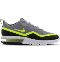 МЪЖКИ МАРАТОНКИ NIKE AIR MAX SEQUENT 4.5 SE BLACK/VOLT
