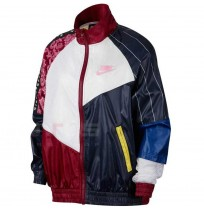 ДАМСКО ГОРНИЩЕ NIKE NSW NSP TRK JKT WVN RED